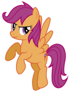 Grown up scootaloo by jennieoo-d5b11sp