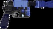 Nightmare Hiro's BlasTech DL-44 Blaster