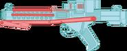 Ocellus' E-11 Blaster