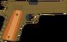Button Mash M1911 Colt