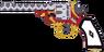 Ze's Webley Mk VI revolver