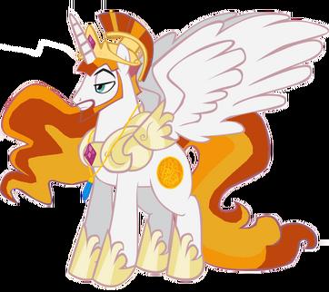 King Solar Flare