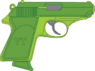 Vinnie Terrio's Walther PPK