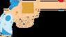 Pocahontos' 1878 Colt Revolver