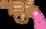 Nutmeg Dash's Colt Agent Revolver