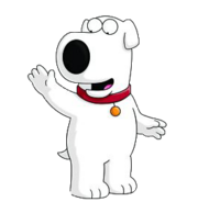Brian Griffin (Flame Icejin universe - 7R)