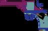 Anna's Webley-Fosbery Revolver