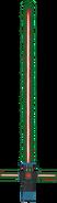 Marge's Crossguard Lightsaber
