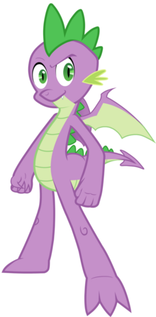 Adolescent spike by shadowgtr-d53zrh3