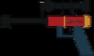 Captain Hook's Weequay Blaster Pistol