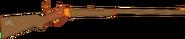 Ropin' Rider's Sharps .50-90 rifle