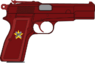 Whiplash's Browning Hi-Power