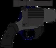 PWT-64 Super Heavy Blaster Pistol