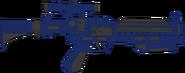 General Hornet's Sonn Blas F-11D Blaster Rifle