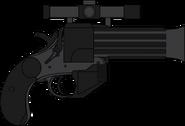 PWT-55 Heavy Blaster Pistol