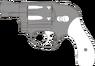 Pepper Clark's S&W Model 38
