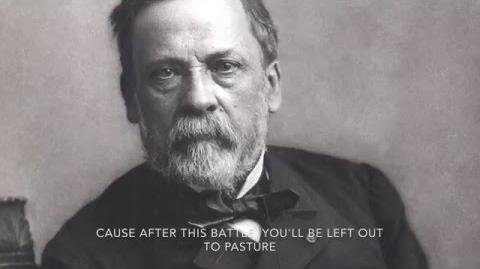 Alexander Fleming VS Louis Pasteur