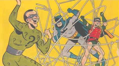 Jigsaw vs Riddler