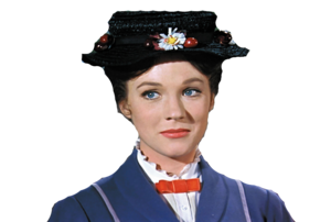 Mary poppins photoshopped