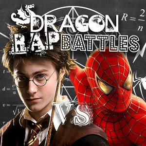 Cover Spider-Man vs Harry Potter