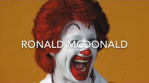 Richard Simmons VS Ronald McDonald - Dragon Rap Battles 52-0