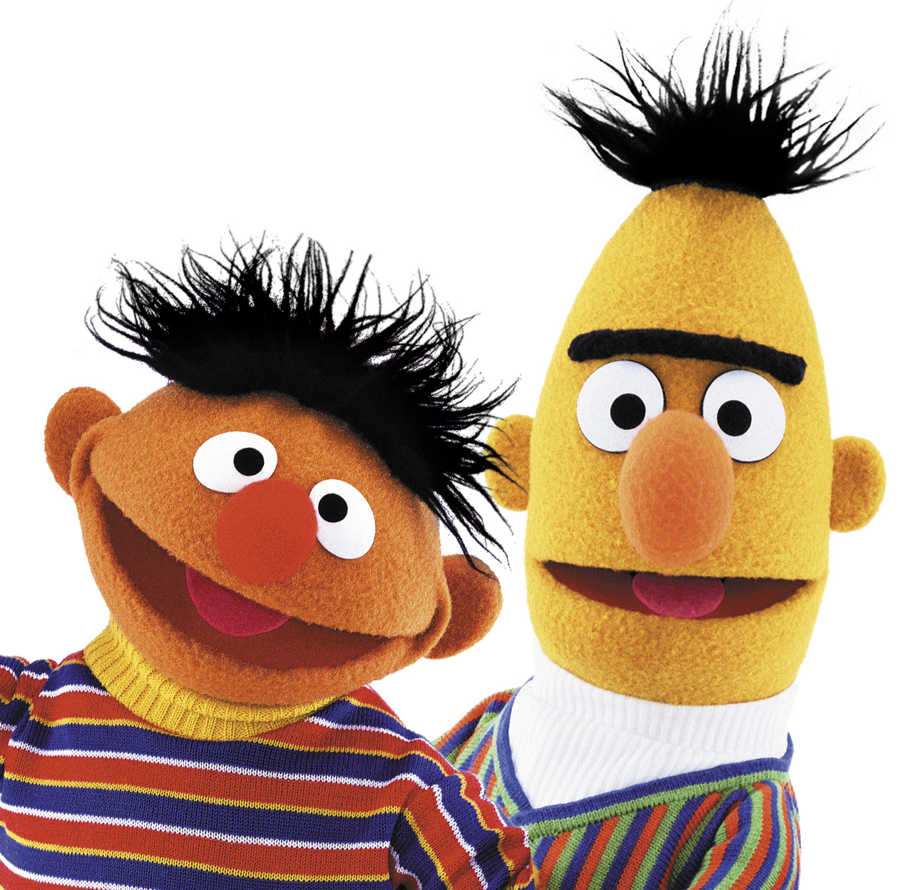 Gordon / Ernie And Bert - Rub Your Tummy / Everybody Wash