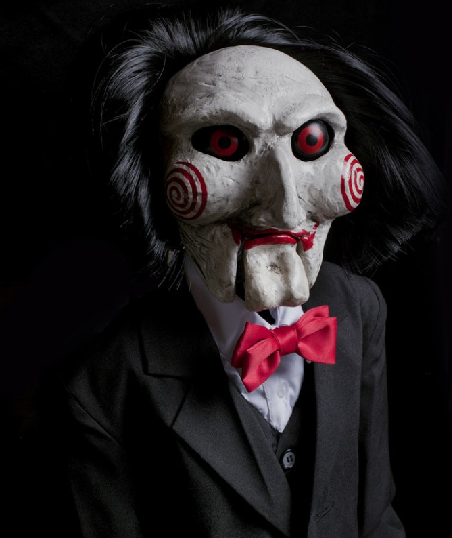 how to draw billy the puppet