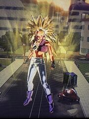 Sabi - Super Saiyan 3