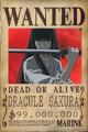 Dracule Sakura - Wanted Poster.png