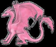 Ally Saurus - Dragon Form