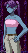 Zelda Beryl - First Outfit