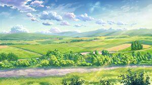 Ribera Landscape