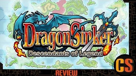 DRAGON SINKER - PS4 REVIEW