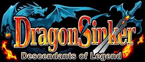 Dragon Sinker Descendants of Legend Title