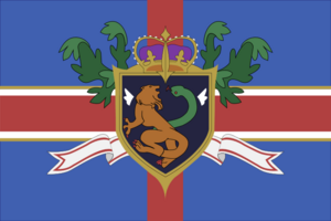 Britannian flag