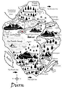 Lake Wren Map