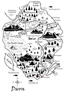 Starryford Map