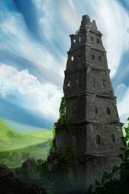 Aonach Tower