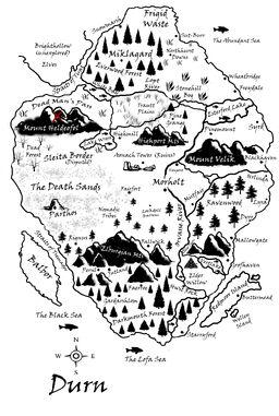 Mount Heldeofol Map