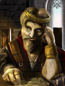 King Selwyn