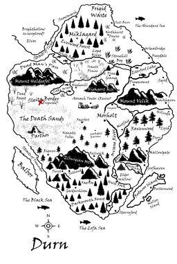 Sleita Border Map