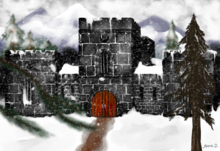 Druknor's Fortress
