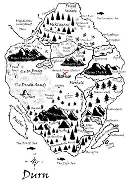 Aonach Tower Map