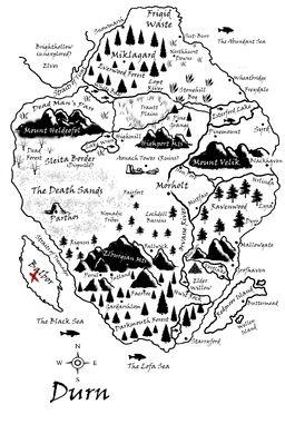 Balbor Map