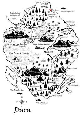Sut-Burr Map