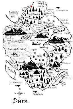 Snowmarsh Map