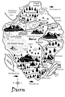Parthos Map