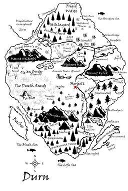 Morholt Map