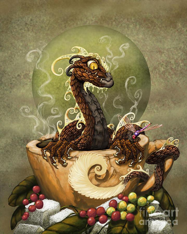 Coffee Dragon Stanley Morrison Jpg