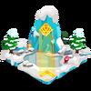 Radiant Glacier